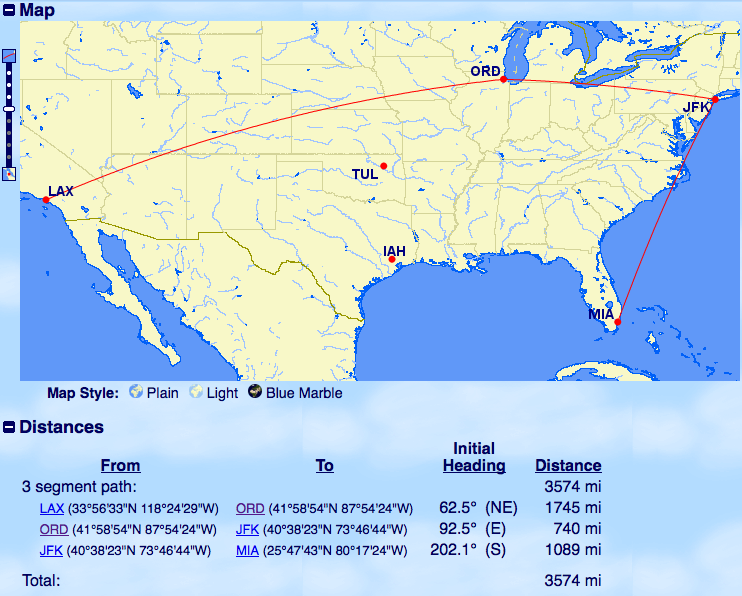 Tracking Your Flights Past And Future The Wandering