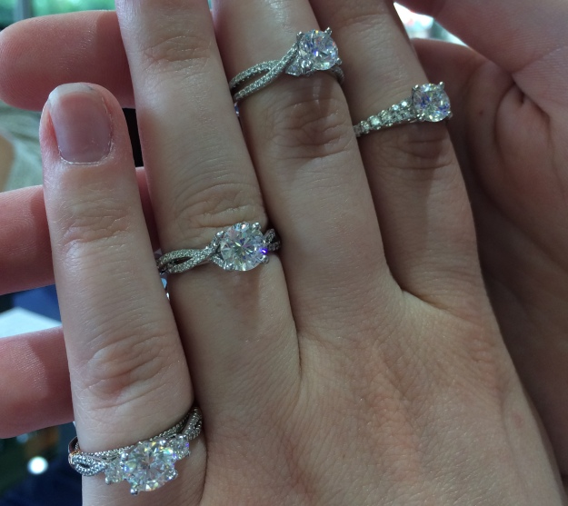 Engagement Ring? - Don't get the Wells Fargo Jewelry ...