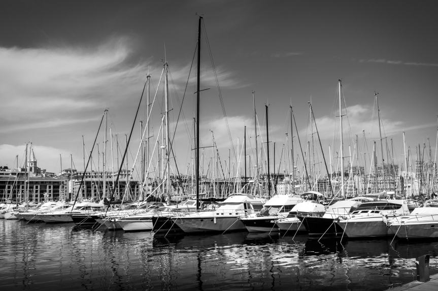 Photo Friday – Marseille Boats