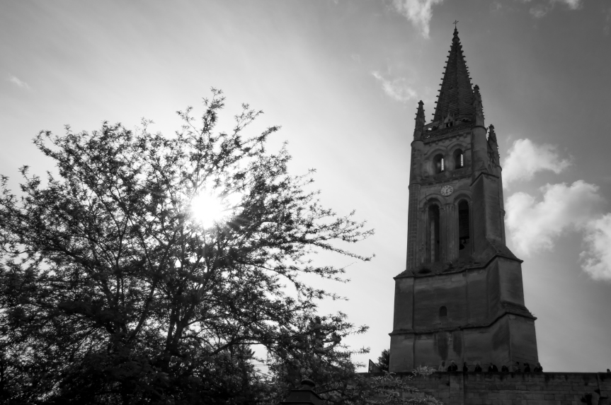 Photo Friday – St. Emilion Church