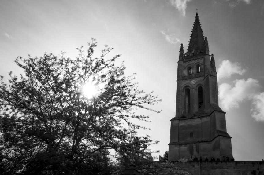 Photo Friday – St. EmilionChurch