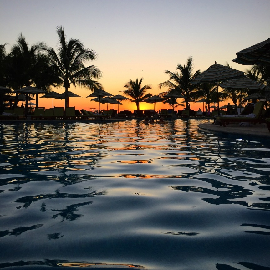 Photo Friday – Costa Rica Sunset