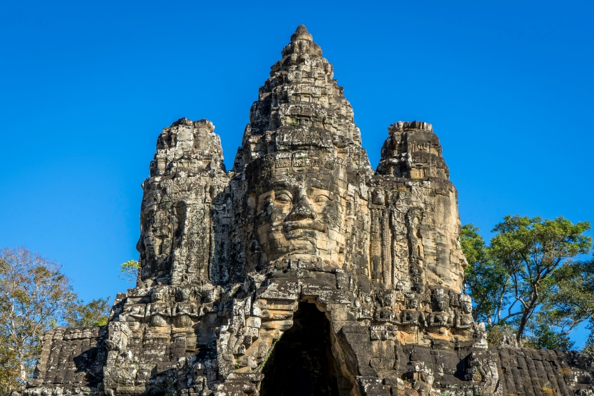 Photo Friday – Angkor Gate